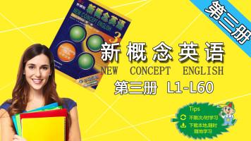 新概念英语第三册突破中高考四六级语法词汇系统学 赠新3课本