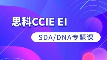 思科CCIE EI网工新方向,SDN/SDA/DNA实战专题课【思博网络】