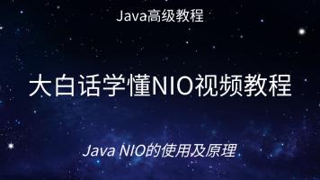 大白话学懂NIO视频教程