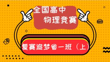 全国高中物理竞赛复赛追梦省一班(上)