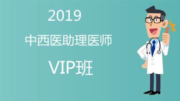 【杏海教育】2019年 中西医结合助理医师 VIP班