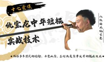 仇宝龙带你学习中华短棍课程