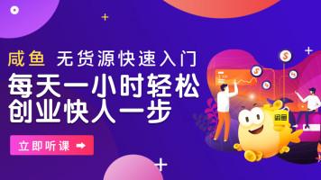 【闲鱼无货源】大学生宝妈兼职副业- 0成本新模式创业实战课程