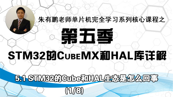 STM32的Cube和HAL生态是怎么回事-第5季第1部分