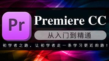 premiere cc 2017从入门到精通课程 PRCC2017教程