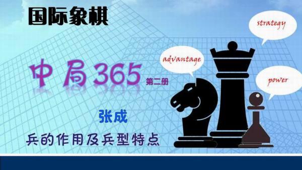 国际象棋 中局365(二)