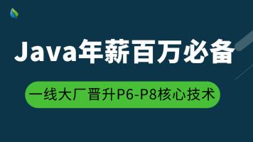 Java年薪百万必备大厂晋升P6-P8核心技术【鲁班学院】持续更新