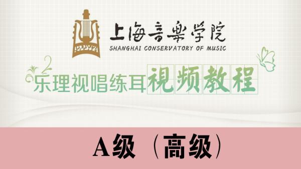 上海音乐学院-乐理视唱练耳视频教程【A级】