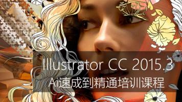 Adobe Illustrator CC 2015.3速成到精通 Ai培训课程【杨涛教程】