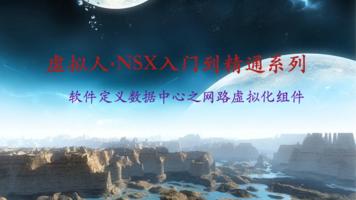 虚拟人·NSX入门到精通系列