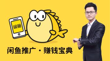 《闲鱼推广引流赚钱宝典》闲鱼二手闲置物品赚钱技巧!