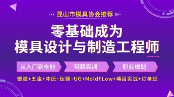 0基础成为塑胶模具设工程师+UG10.0造型建模+分模+模具设计