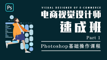 电商视觉设计VIP班预售专用