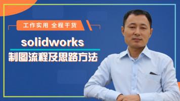 机械设计solidworks基础入门教程  SW实例讲解制图流程