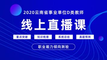 2020年云南613专项招聘