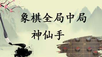 象棋全局中局神仙手(视频课程)