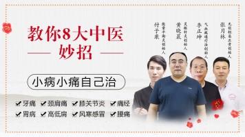 八大中医特效病症专题课【红杏林】