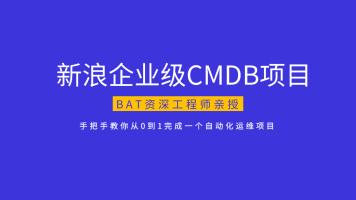 新浪DevOps实战项目之CMDB项目