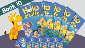 Hello Giraffe 第十册