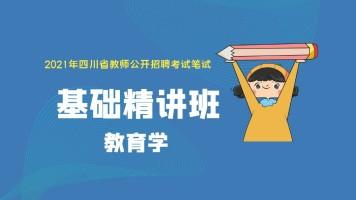 2021年四川省教师公开招聘考试教育学精讲