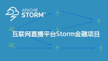 互联网直播平台Storm金融项目【大讲台】