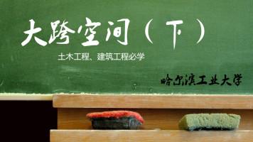 大跨空间下——哈尔滨工业大学——武岳教授
