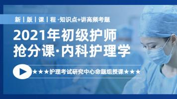 2021年全国初级护师考试内科护理学抢分班(知识点+高频考题)