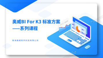 奥威BI For K3标准解决方案