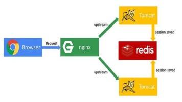 Nginx+Tomcat反向代理集群项目实战