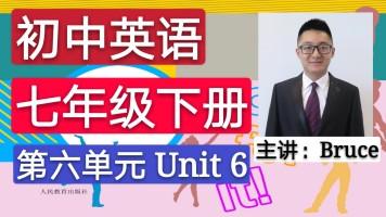 【精】人教版七年级初一英语(下册)Unit 6