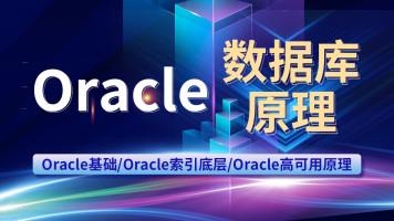 Oracle数据库原理【升职加薪,只争朝夕!】