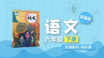 部编版(人教版)小学语文六年级下册
