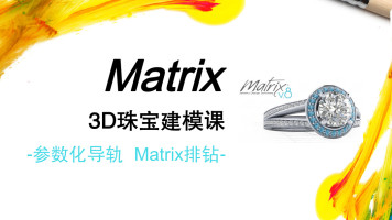 Matrix参数化建模录播课