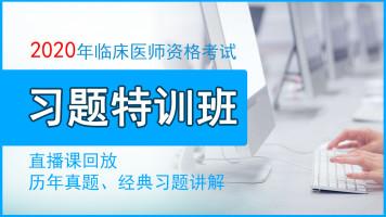 武百分2020执业/助理医师习题特训班(直播回放)