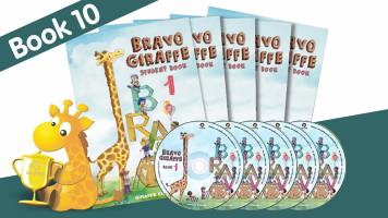 Bravo Giraffe 第十册