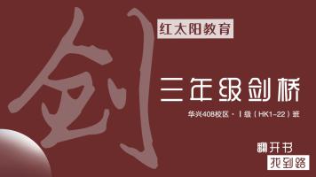 华兴408校区 2020小学三年级(HK1-22)