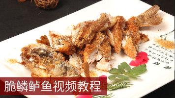 脆鳞鲈鱼视频教程