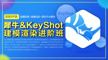 犀牛Rhino 7 / KeyShot 9 工业产品设计建模渲染进阶课程