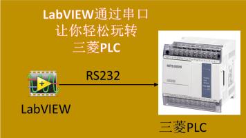 LabVIEW和三菱PLC