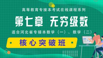 河北省普通高校专接本《第七章 无穷级数》
