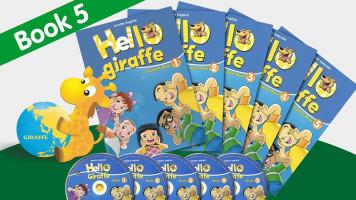 Hello Giraffe 第五册