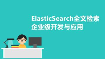 ElasticSearch全文检索企业级开发与应用