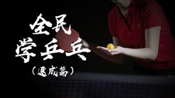 《全民学乒乓速成篇》乒乓球教学视频教程