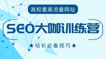 墨子学院新纪元seovip课程-专注内页排名和流量提升特训营