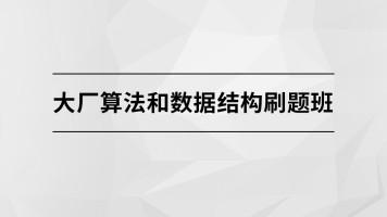 大厂算法和数据结构刷题班【马士兵教育】