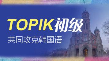 共同攻克韩国语Topik初级