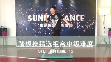 S12踏板操培训课第12期(中级)
