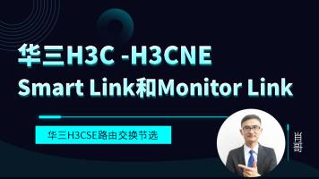 华三 H3C-H3CNESmart Link和Monitor Link视频教程[肖哥]