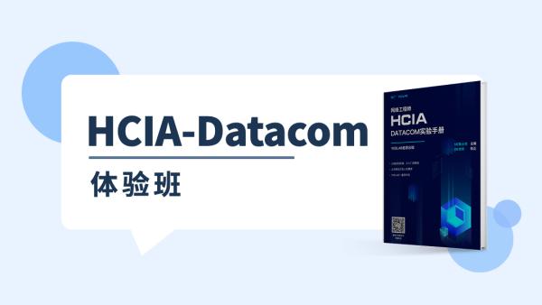 HCIA-Datacom精讲--YESLAB韩士良/HCIP/HCIE