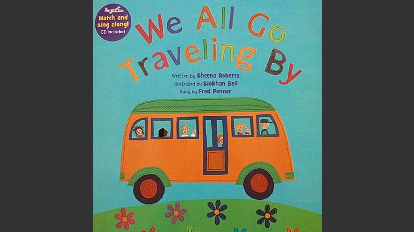 韵律儿歌 | 廖彩杏书单 We all go Travelling by